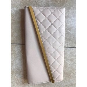 Beautiful New Baby Pink ASOS Clutch